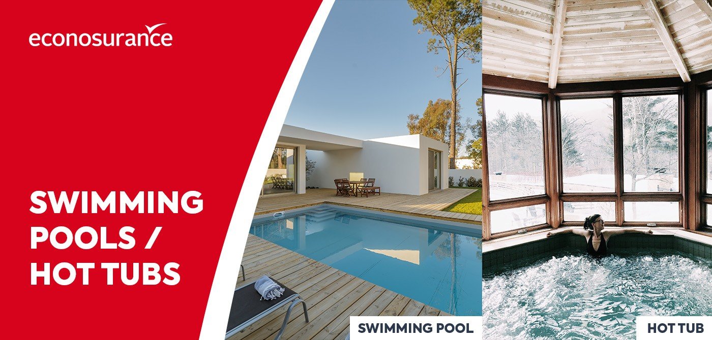 How to qualify for the best homeowner policy swimming pool