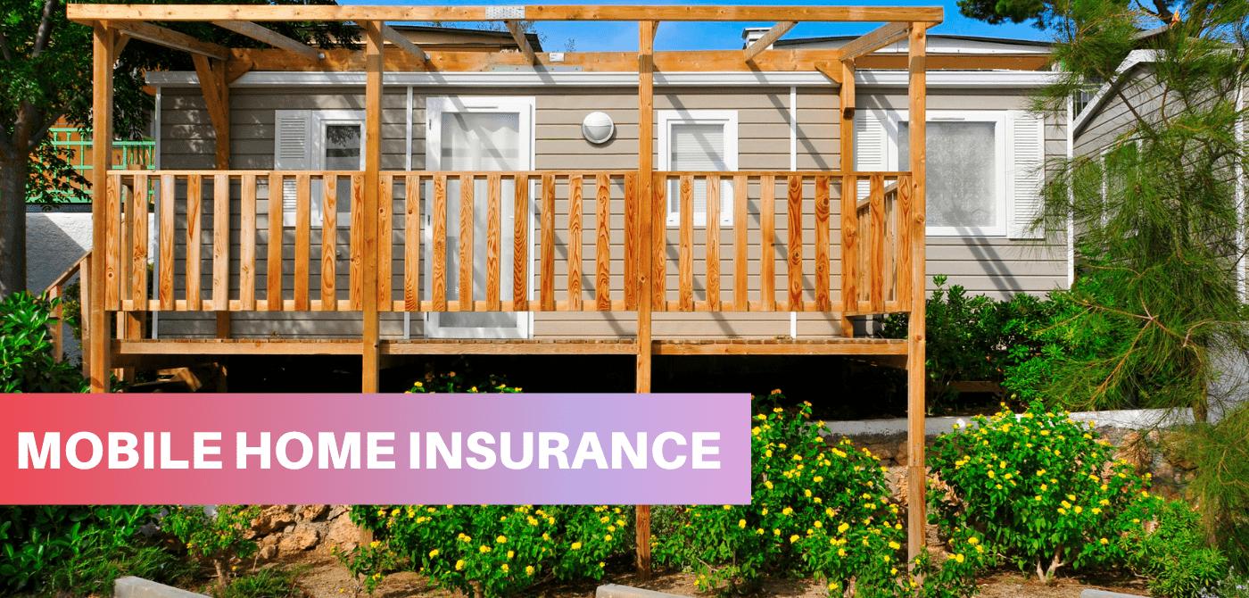 Mobile Home Insurance Massachusetts