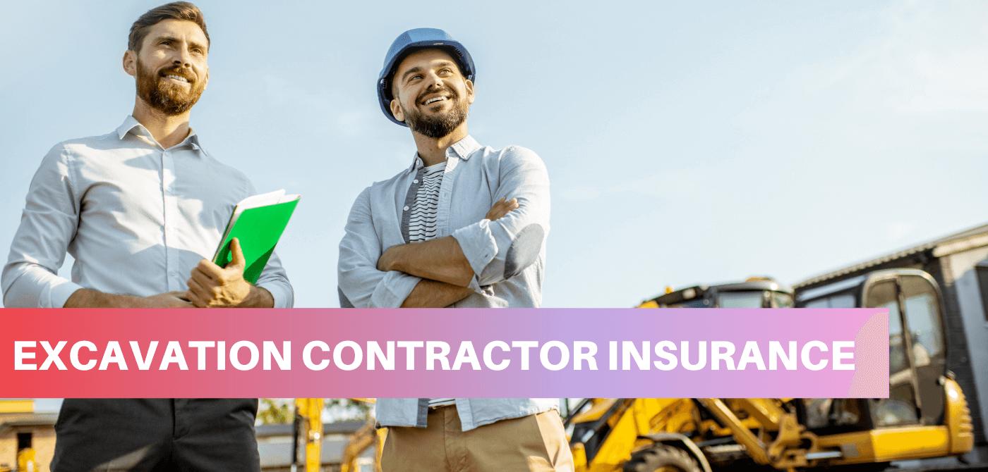 Excavation Contractors' Insurance Massachusetts